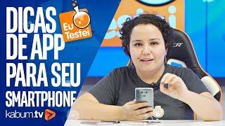 TOP10 - Dicas de Aplicativos SUPER ÚTEIS e GRÁTIS para seu Smartphone.
