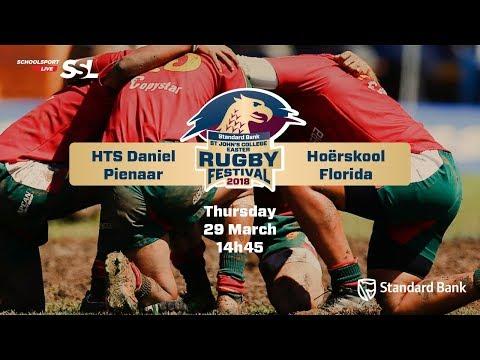 St John's Rugby Festival 2018 - HTS Daniel Pienaar vs Hoërkool Florida, 29 March