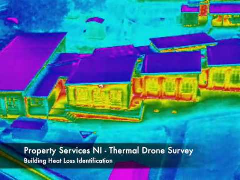 Thermal Drone Survey