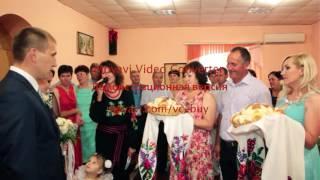 Весілля Мунтян, частина № 1(30.06.2015 р., м.Ямпіль)