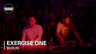 Exercise One Boiler Room Berlin Live Show