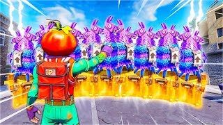 🏆 GLITCH MODE CREATIVE ON FORTNITE BR'S PRINCIPAL ISLAND! NEW SECRET TECHNIQUE