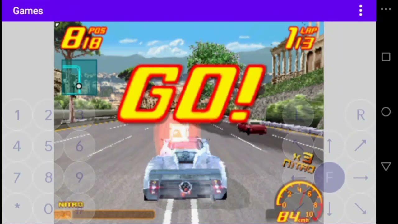 Download Asphalt 3: Street rules N-gage 2.0 gameplay (EKA2L1) #2
