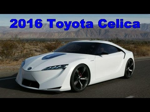 2015 Toyota Celica >> Toyota Celica 2015 Upcoming New Car Release 2020