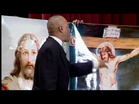 Truth of God Broadcast 1042-1044 Wilmington DE Pastor Gino Jennings Raw Footage!