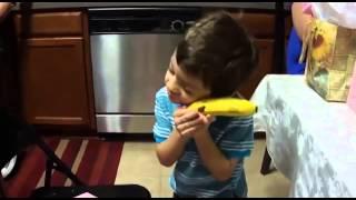 Wow a banana xD