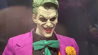 Sideshow Collectibles DC Comics, Star Wars & Marvel 1/6 Scale Figures SDCC 2019 Display