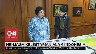 Desi Anwar & Menteri Siti Nurbaya Ungkap Masalah Lingkungan & Hutan