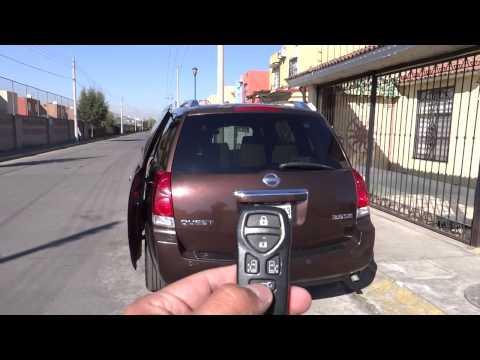 Nissan Quest 2007 Lujo Total