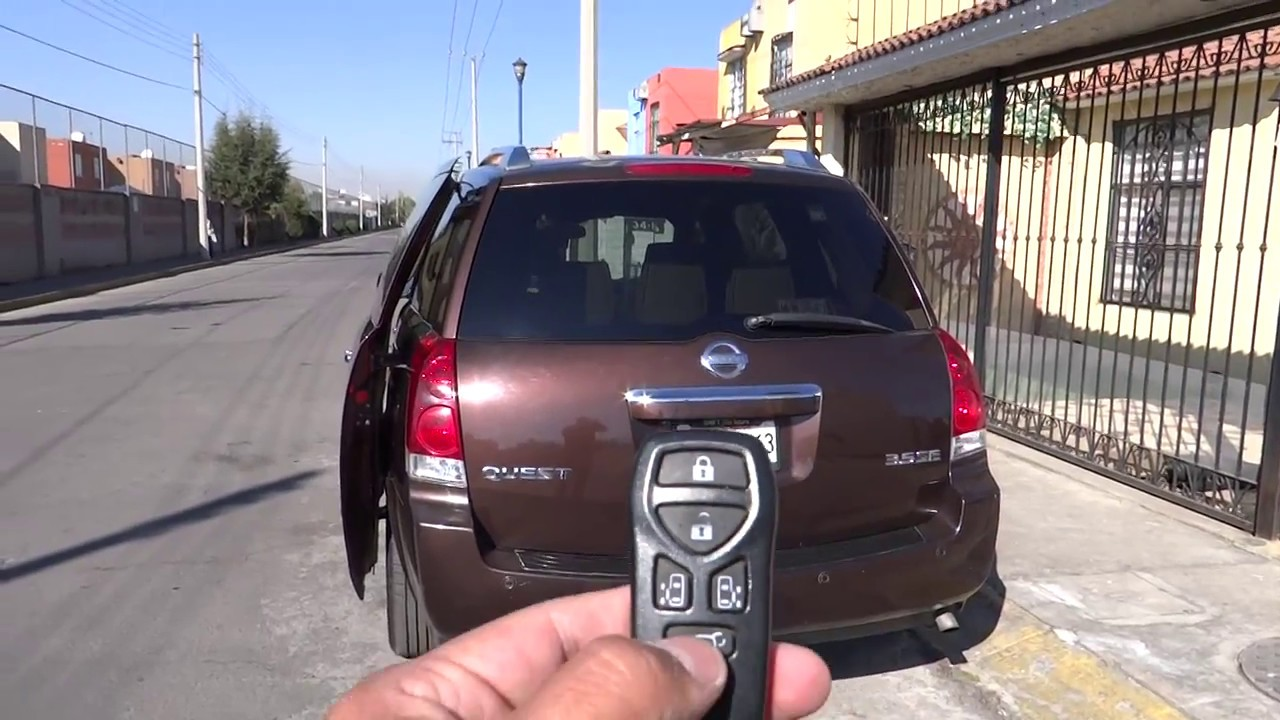 Nissan quest 2007 lujo total youtube nissan quest 2007 lujo total vanachro Choice Image