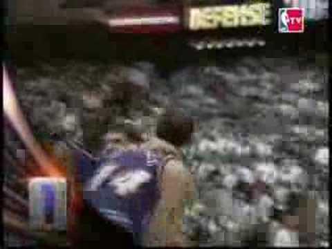 Stockton GameWinner 1997 Western Conference Finals