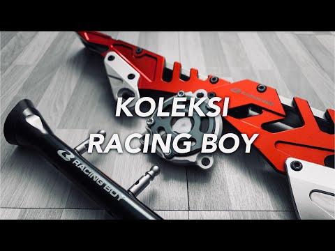 #97 KOLEKSI PARTS RACING BOY GUE!