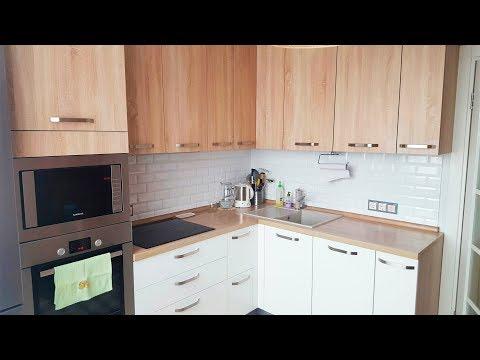 Недорогой ремонт КУХНИ 9 кв. м. П-44Т ♥ Ремонт квартиры #1 ♥ Stacy Sky