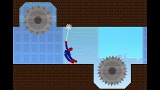 Spidey Swing Game Walkthrough | Kids Games