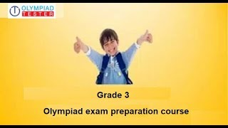 Class 3, NSO preparation, free online practice test on
