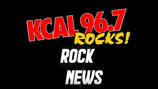 KCAL ROCKS! Rock News Ep.02