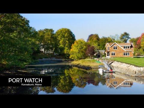 Architecture Spotlight #101 | Port Watch by KW Architects | Kennebunk, Maine