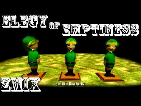 ZMiX - Elegy Of Emptiness (Dubstep Remix) * Zelda: Majora's Mask *