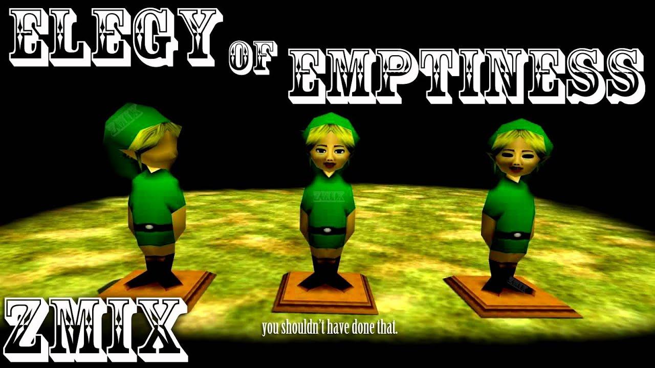 Zmix Elegy Of Emptiness Dubstep Remix Zelda Majoras Mask