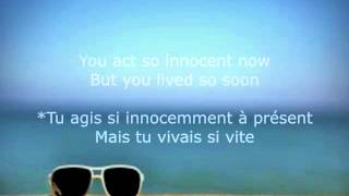 Repeat youtube video Summer calvin harris (lyrics/traduction)