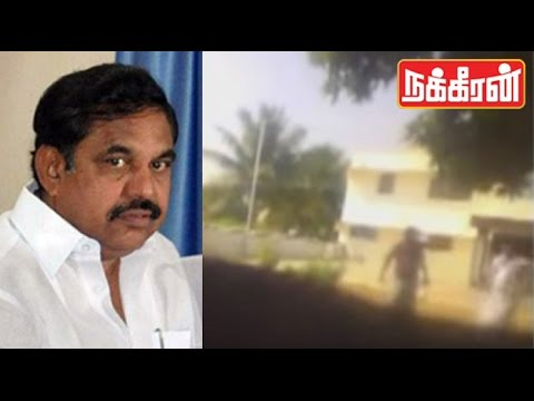 Caste attack : Policeman complaints against ADMK Minister