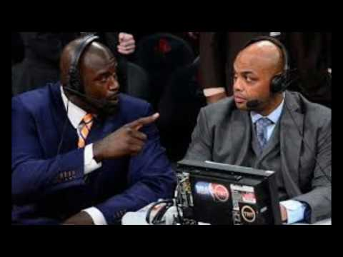 the reason Charles Barkley and Shaq argue live during the broadcast