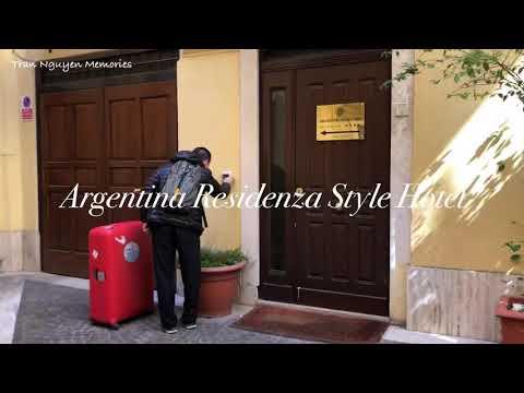 Argentina Residence Style Hotel Roma