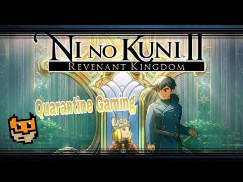Ni No Kuni II : Quarantine Gaming |