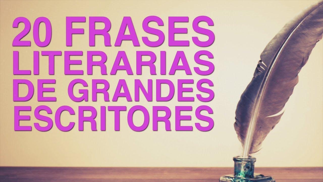 110 Frases Literarias Lo Mejor De Las Grandes Obras Con