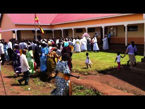 Pope John Paul II Academy - Nakaseke, Uganda - Grand Opening - 30 Jun 2012