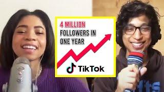 Mia Finney on Gaining 4 million TikTok followers in a Year