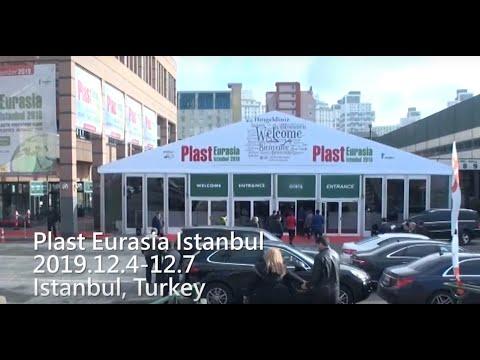 Plast Eurasia 2019   PRM Fair Service @Turkey , Istanbul
