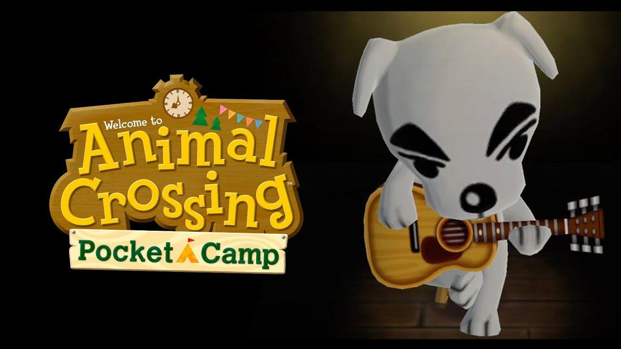 K.K. Slider Song | Animal Crossing: Pocket Camp Music