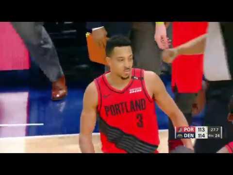 Portland Trail Blazers vs Denver Nuggets : January 13, 2019