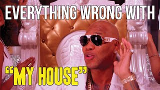 "Everything Wrong With Flo Rida - ""My House"""