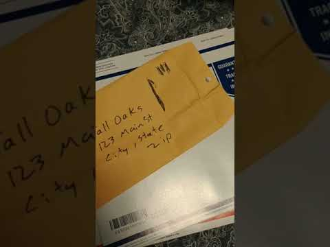 How To Send Cash By Mail