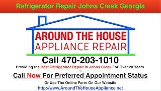 Refrigerator Repair Johns Creek Georgia 470-203-1010
