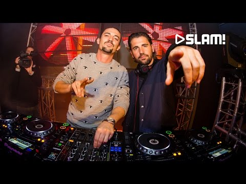 Dimitri Vegas & Like Mike (DJ-set) at SLAM! MixMarathon live from ADE