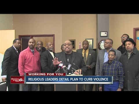 Community leaders seek more help to fight crime in Indianapolis