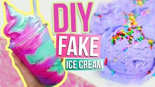 DIY ICE CREAM DOUGH ♥ What To Do When You Are BORED! Room Decor