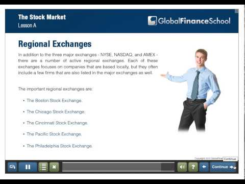 US Capital Market Basics: Interactive Course Preview