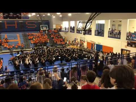 Gulfport High School Band