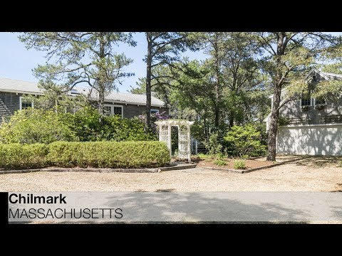 Video of 7 Clambelly Road | Chilmark MA real estate & homes on Martha's Vineyard