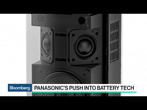 Panasonic Europe CEO on Home Appliance Unit, Battery Tech