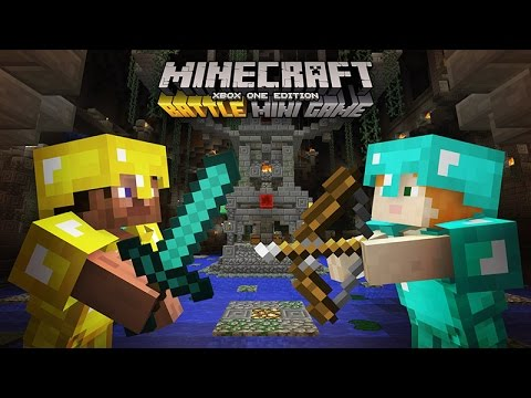 MINECRAFT *HUNGER GAMES/CREATIVE MODE*