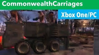 Fallout 4 Xbox One/PC Mods|Commonwealth Carriages