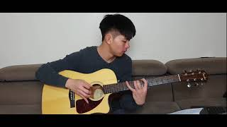 Eric周兴哲《如果雨之后 The Chaos After You》Fingerstyle吉他演奏版本