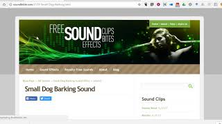 Three Good Places to Find Free Sound Effects and Music