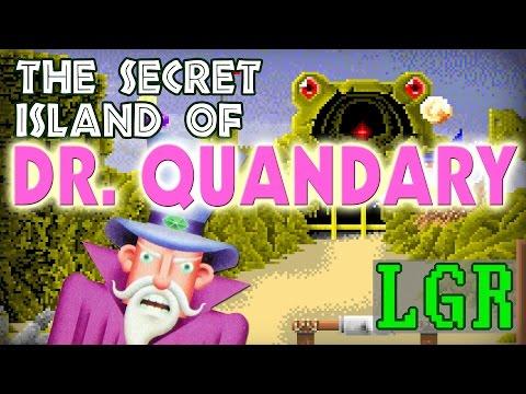 LGR - Secret Island of Dr. Quandary - PC Game Review thumbnail
