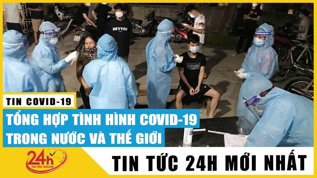 Tin tức Covid-19 mới nhất hôm nay 28/6. Dich Virus Corona Việt Nam vì sao số ca mắc TP.HCM vẫn tăng?